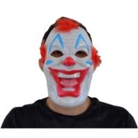 Partistok Palyaço Maske Joker Maskesi