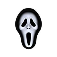 Partistok Beyaz Çığlık Maske
