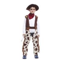 Partistok Erkek Çocuk Kovboy Kostümü M Beden