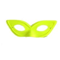 Partistok Neonlu Yılbaşı Parti Maskesi Sarı 12 Adet