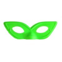 Partistok Neonlu Yılbaşı Parti Maskesi Yeşil 12 Adet