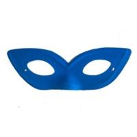 Partistok Neonlu Yılbaşı Parti Maskesi Mavi 12 Adet