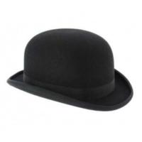 Partistok Charlie Chaplin Şapka Melon Şapka
