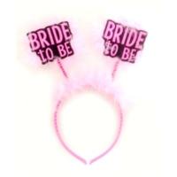 Partistok Bride To Be Taç Pembe