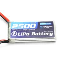Robotus Lipo Batarya 11.1V 2500Mah Lipo Pil