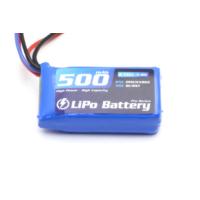 Robotus Lipo Batarya 7.4V 500Mah Lipo Pil