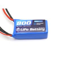Robotus Lipo Batarya 11.1V 800Mah Lipo Pil