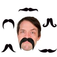 Bundera Mustache Takma Bıyık