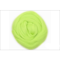 Nako Keçe Yünü - 1381 Floresan Yeşili