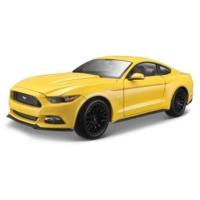 Maisto 1:18 2015 Ford Mustang Gt Model Araba Sarı