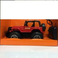 Karsan Uzaktan Kumandalı Şarjlı Jeep