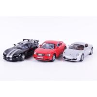 Academy Audi Tt - Dodge Viper - Porsche Set