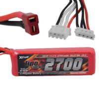 Xcell Cracker 11.1V 2700Mah 3S1P 25C Li-Polymer Pil