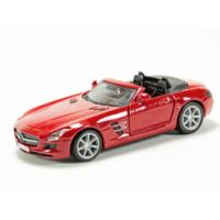 Burago Mercedes Sls Amg Roadster