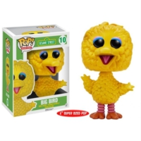 Pop Funko Sesame Street - Big Bird 6""