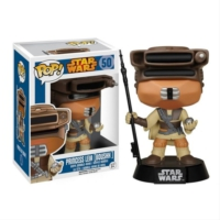 Pop Funko Star Wars Boushh Leia