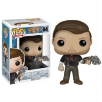 Pop Funko Games Bioshock - Skyhook Booker Dewitt