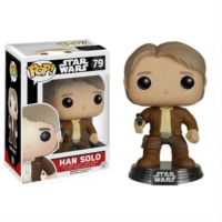 Pop Funko Star Wars Ep7 - Han Solo