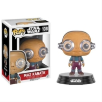 Pop Funko Star Wars Ep7 - Maz Kanata