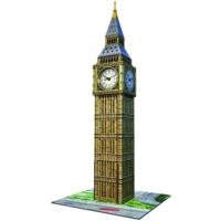 Ravensburger 3D Big Ben Puzzle (Gerçek Saat Mekanizması)