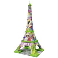 Ravensburger 3D Eyfel Kulesi Puzzle (Pop Art Edition)