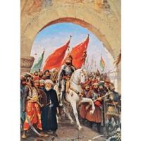 Puzz 500 Parça Yapboz Fatih'İn İstanbul'A Girişi