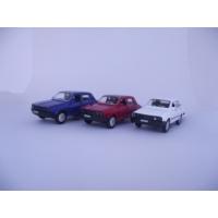 Birlik Oyuncak Renault Toros - 3'lü Set