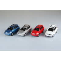 Welly Toyota Rav4 - 4'lü Set