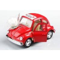 Welly Volkswagen Tombul Vosvos - Canım Annem Çıkartmalı