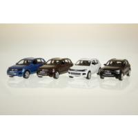 Welly Volkswagen Touareg - 4'lü Set