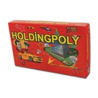 Cix Holdingpoly Eğlendirici Zeka Oyunu