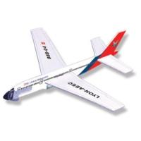 Lyonaeec Large Transport Airplane Serbest Model Uçak