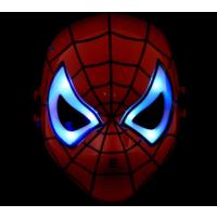 Marvelavengers Süper Kahramanlar Spiderman Işıklı Maske
