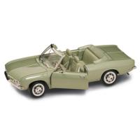 Yat Ming Chevrolet Corvair Monza 1969