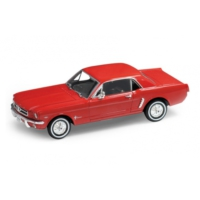 Welly 1:24 1964-1/2 Ford Mustang Coupe