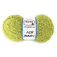 Ayaz Aly Baby El Örgü İpi 6086 Fıstık Yeşili