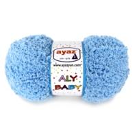 Ayaz Aly Baby El Örgü İpi 1214 Bebe Mavi