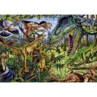 Heye 500 Parça Puzzle - Etonburlar (Carnivores)