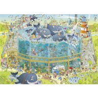 Heye 1000 Parça Puzzle (Ocean Habitat - Marino Degano)