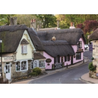 Falcon Shanklin Old Village, 1000 Parça Puzzle