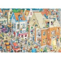 Jumbo Building Site, 3000 Parça Puzzle