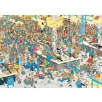 Jumbo Queued Up, 1000 Parça Puzzle