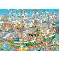 Jumbo Tall Ship Chaos, 1000 Parça Puzzle