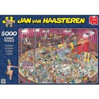 Jumbo Circus, 5000 Parça Puzzle