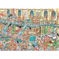 Jumbo Happy Holidays, 2 x 1000 Parça Puzzle
