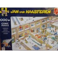 Jumbo Christmas Eve, 1000 Parça Puzzle