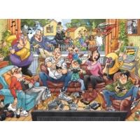 Jumbo Basics! Neil Easton, 1000 Parça Puzzle