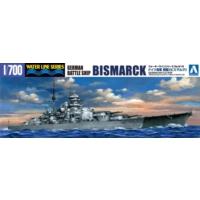 Aoshima German Battleship Bismarck