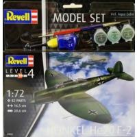 Revell M.Set Heinkel (1/72 Ölçek)