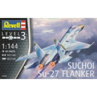 Revell Su-27 Flanker